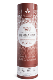 BEN&ANNA Nordic Timber Push up Carton