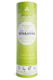 BEN&ANNA Persian Lime push up carton