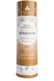 BEN&ANNA Indian Mandarine push up carton