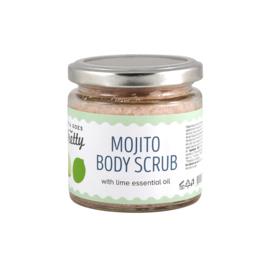 Mojito Body Scrub glas