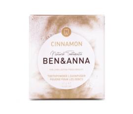 Cinnamon tandpoeder