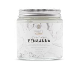 Tandpasta Whitening met Fluoride