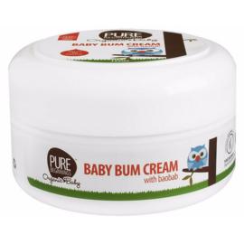Baby Bum Cream met biologische baobab (125 ml)