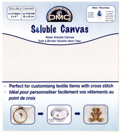 DMC Solvible Canvas