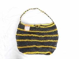 432 - zwart/geel