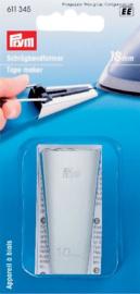 Prym biaisbandvormer 18 mm