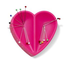 Prym Love magneet speldenkussen hart