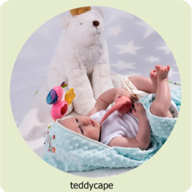 Annie - do it yourself patroon teddycape