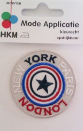 HKM New York-Paris-London