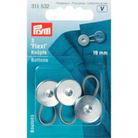 Prym flexi knoop 3 x 19 mm