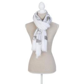 Clayre & Eef sjaal