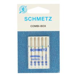 Schmetz combi box 5 naalden