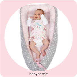 Annie - do it yourself patroon babynestje