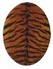 Kniestuk tijger