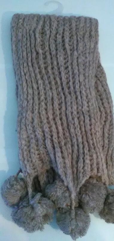 Clayre en Eef sjaal