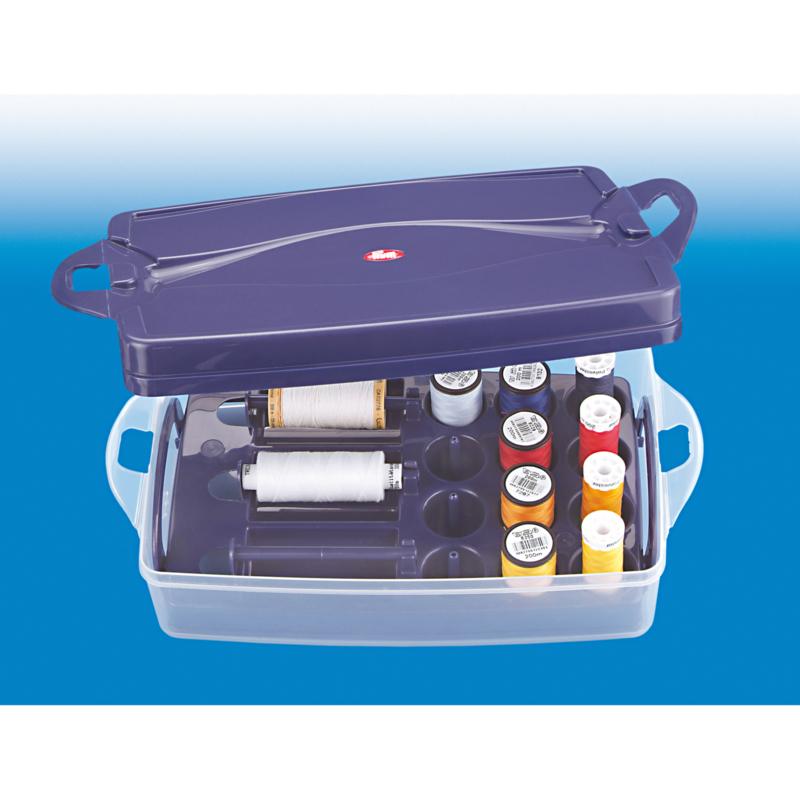 Prym clickbox sorteerset voor naaigaren.