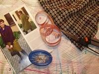 naailessen/leren naaien naaimachine