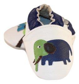 Elefanten Leder Schuhe