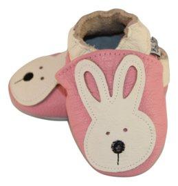 Kaninchen Leder Hausschuhe