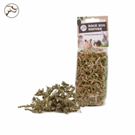 Back Zoo Nature Rodent Crinkle Paper Refill Natural 35 gram