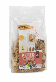 Puur pauze fruit- & notencrumble 200GR