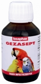 BEAPHAR GEZASEPT INFECTIES VOGEL 100 ML