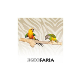 ZooFaria Teak Perch Long ca. 100/120 x 1/2 cm