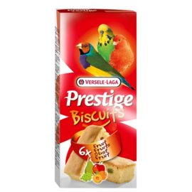 Biscuits fruit vogel 6 stuks fruit