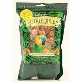 Lafeber Nutri-Berries Tropical Fruit 284 gr