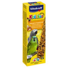 Papegaai kracker amazonia 2 stuks