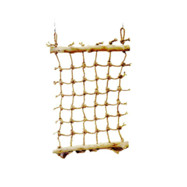 Back Zoo Nature Java Climbing Net - Large