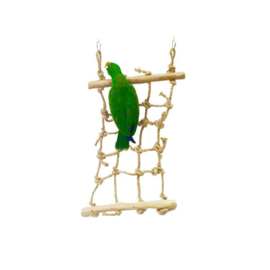 Back Zoo Nature Java Climbing Net - Medium