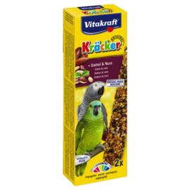 Papegaai kracker noten 2 stuks noten