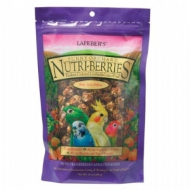 Lafeber Nutri-Berries Sunny Orchard Cockatiel 284g