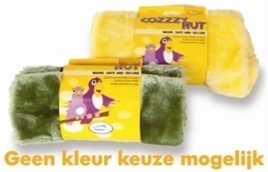 HAPPY PET VOGELSPEELGOED COZZZY HUT ASSORTI SMALL 19X13X23 CM