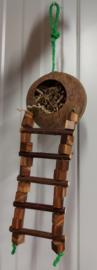 Kokosnoot ladder
