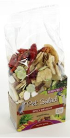 Pet Salad - Spicy Delight Vogel