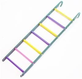 HAPPY PET FUN AT THE FAIR 7 STEP LADDER 22X6X2 CM