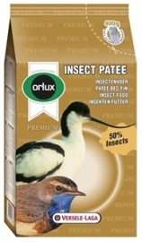 ORLUX PREMIUM INSECT PATEE 400 GR