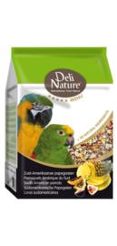 5* Menu Zuid-Amerikaanse papegaaien 2,5kg