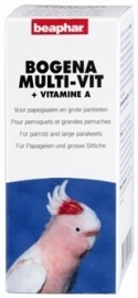 BEAPHAR MULTI-VITAMINE PAPEGAAI 50 ML