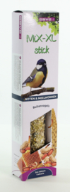MiX-XL stick Buitenvogel Noten+Meelworm