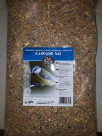 Deli nature allround mix 4kg