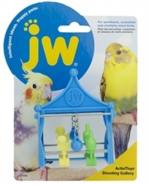 JW ACTIVITOY SHOOTING GALLERY 9X7X4 CM