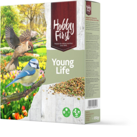 HOBBY FIRST WILDLIFE - YOUNG LIFE 850 GR