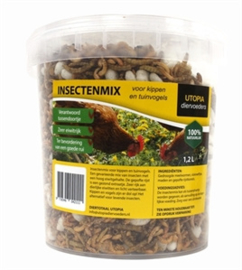 INSECTENMIX 1,2 LTR