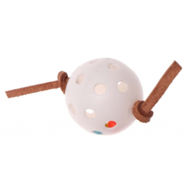 Petlala Wiffle Ball Foot Toy