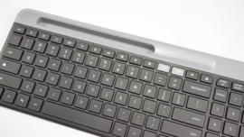 Logitech K580 Wireless Chrome keyboard