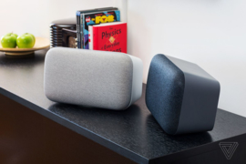 Google Home Max (Charcoil)