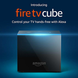 Amazon Fire-TV Cube (1e gen)